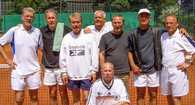 Herren 65 | Tennis Club Grün Gold Pankow e.V.
