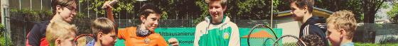 Der TC Grün Gold Pankow e.V. ist ein Tennisverein im Herzen von Berlin, Pankow.